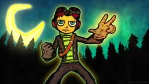 Raz Aquato (Psychonauts Fan Art) by Anagram-Daine