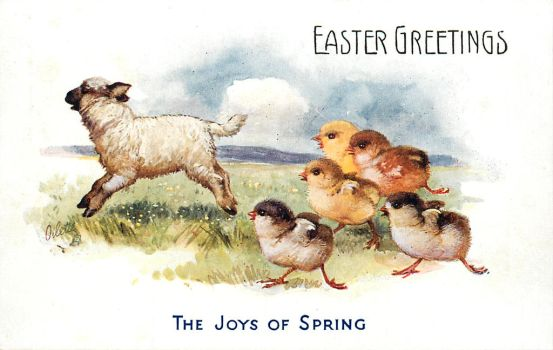 The Joys of Spring . . . by Yesterdays-Paper