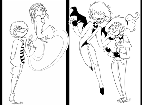 COM- Couples galore by Elixirmy