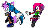 Sprite attempt by VeronicaPrower