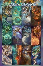 What is your Zodiac Dragon by The-SixthLeafClover