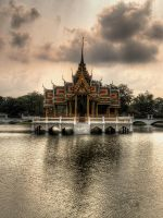 Bang Pa Pavillion - I by InayatShah