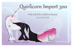 Quirlicorn Custom Import 300 by Astralseed