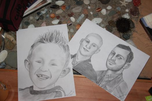 boy and brothers by siobhan06