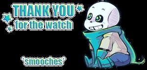 Thank you by Kaweii
