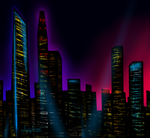 Cityscape by ALS123