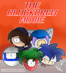 CD17: The ClockCrew Movie (Fake Poster) by RemasterModule
