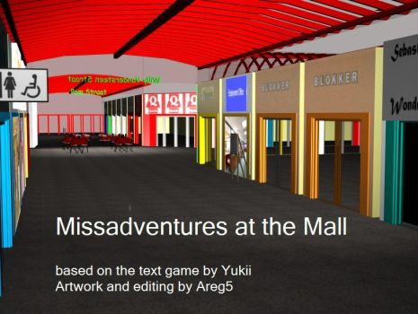Missadventures at the Mall Chapter One by areg5