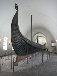 Viking Ship 1 by Fiverstock