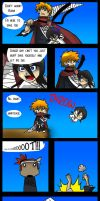 Bleach: Lets save Rukia by DukeStewart