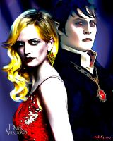 Barnabus and Eva by overseern