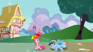 Seeing a new side of Equestria Chapter 1 pre edit by Nothingall3n4
