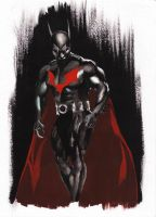 Project Batman Beyond by Paul-art