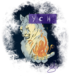 [Open] YCH | Anima Flames by CmdrOkamikaze