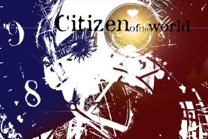 Citizen of the world by flatproduct