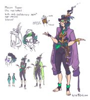 Mad Hatter by Fedini