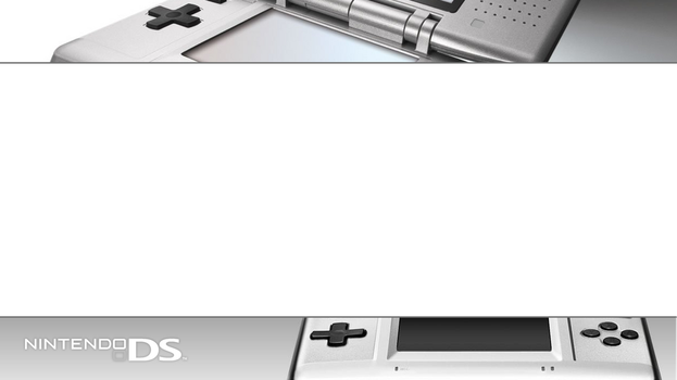 Retroarch / Rocket Launcher Nintendo DS Bezel by math0ne