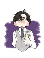 Jumin  by Eternaspirit263