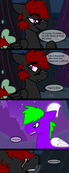 Broken Down Page 142: 'Can't Handle You' by StormClawPonyRises