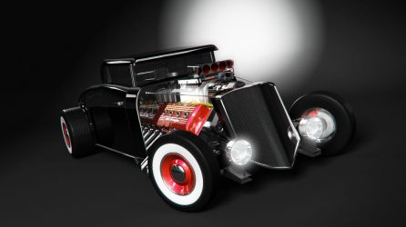 Hot Rod by Edge-Suizo