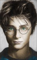 Harry Potter colore by nikki13088