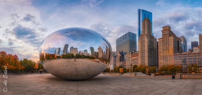 Chicago, the global 2 FB by alierturk
