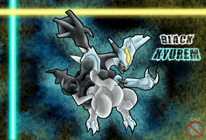 Black Kyurem Wallpaper