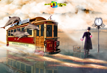 Heaven Express by claudiofr31