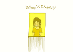 Yellow is Cheerful by Kali-Balekrone