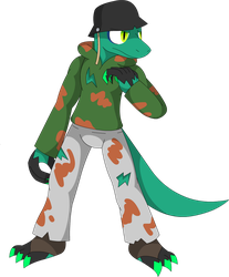 Tox (Art by UMSAuthorLava) by TheDCH