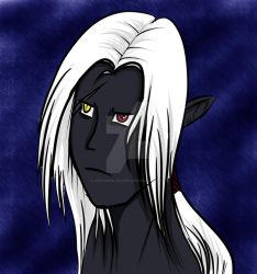 Drow's Not Impressed by inuyasha-rules1