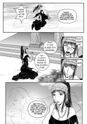 Eros and Psyche Page 13 by Subarichan
