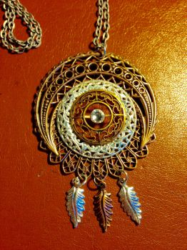 Poll- Is This Steampunk? Or is it Boho/Tribal? by CrossTheHatter