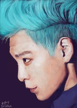 T.O.P. by Goldfhie