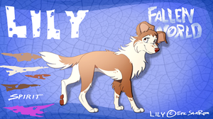 Character Sheet - Lily (Fallen World) - SKAILLA by EpicSaveRoom