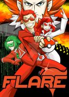 Team Flare by WatermelonStamp