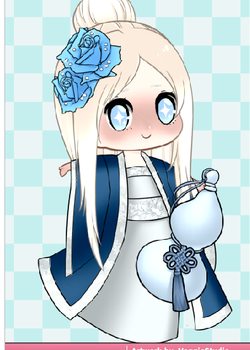 Contest Entry Xue by XueHime