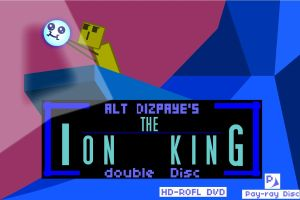 The Ion King by PeppyStevy