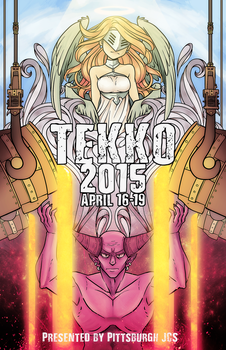 Tekko 2015 contest entry by Leemak