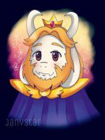 King Flufflybuns by Jany-chan17