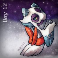 Day 12 - Favorite Ice Type by Mikoto-Tsuki
