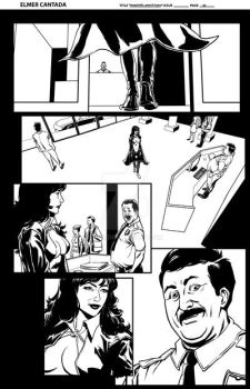 Page03_Vampirella Sample Page by EVC