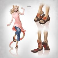 Demisir - Leana by Yet-One-More-Idiot