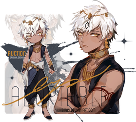 [auction] simple design [closed] by yukibuns
