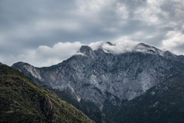 Mount Athos by WeitkampPhotography