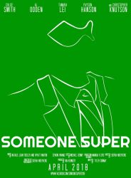 Someone Super Poster: James by CleoArrow