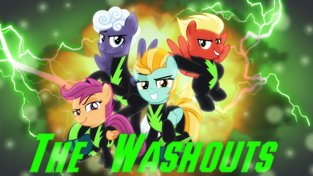 The Washouts Wallpaper by SailorTrekkie92