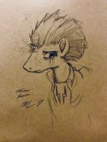 Quick Sketch - Tempest by Th3iPoDM0N