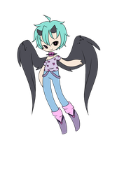 Gacha Result 'Pastel' by Blithe-Adopts