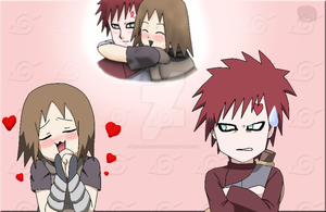 Naruto+Couples?: GaaMatsu? by The-PirateQueen